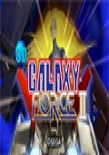 3D Galaxy Force II cover