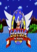 3D Sonic The Hedgehog cover