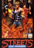 3D Streets of Rage cover