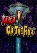 Alien on the Run cover