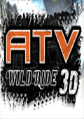 ATV Wild Ride 3D cover