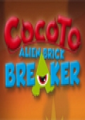 Cocoto Alien Brick Breaker cover