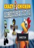 Crazy Chicken: Director's Cut 3D cover
