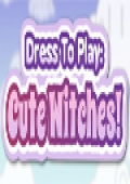 Dress to Play: Cute Witches cover