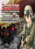 Escape From Zombie City cover