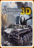 European Conqueror 3D cover