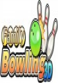Family Bowling 3D cover