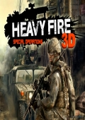 Heavy Fire: Special Operations 3D cover