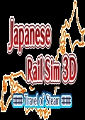 Japanese Rail Sim 3D Travel of Steam box