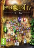 Jewel Quest 4 Heritage cover