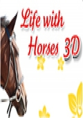 Life with Horses 3D cover