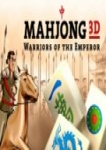 Mahjong 3D: Warriors of the Emperor cover