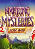 Mahjong Mysteries: Ancient Athena cover