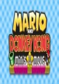 Mario and Donkey Kong: Minis on the Move box