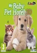 My Baby Pet Hotel 3D cover