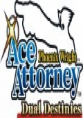 Phoenix Wright: Ace Attorney - Dual Destinies cover
