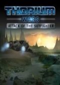 Thorium Wars: Attack of the Skyfighter cover