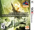 Ace Combat Assault Horizon Legacy+ cover
