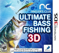 Angler's Club: Ultimate Bass Fishing 3D cover