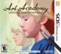 Art Academy: Lessons for Everyone cover