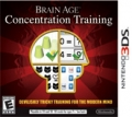 Brain Age: Concentration Training cover