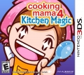 Cooking Mama 4: Kitchen Magic cover