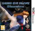 Dead or Alive: Dimensions cover