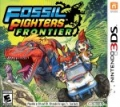Fossil Fighters: Frontier cover
