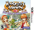 Harvest Moon 3D: The Tale of Two Towns cover