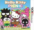 Hello Kitty Picnic with Sanrio Friends cover