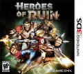 Heroes of Ruin cover