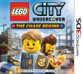 LEGO City Undercover: The Chase Begins box