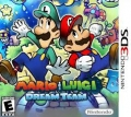 Mario & Luigi: Dream Team cover
