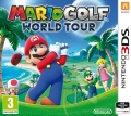 Mario Golf World Tour cover