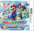 Mario Party: Island Tour cover