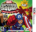 Marvel Super Hero Squad: The Infinity Gauntlet cover