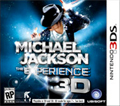 Michael Jackson: The Experience 3D cover