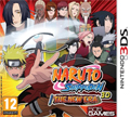 Naruto Shippuden 3D: The New Era cover