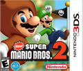 New Super Mario Bros 2 cover