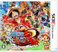 One Piece: Unlimited World RED cover