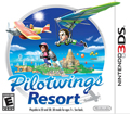 Pilotwings Resort cover