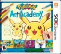 Pokemon Art Academy cover