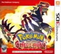 Pokemon Omega Ruby box