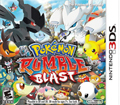 Pokemon Rumble Blast cover