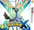 Pokemon X cover