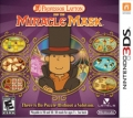 Professor Layton and the Miracle Mask cover