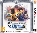 Professor Layton vs. Phoenix Wright: Ace Attorney cover