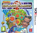 Puzzler Brain Games cover