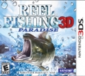 Reel Fishing 3D Paradise cover