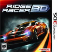 Ridge Racer 3D cover